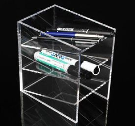 3-tier-clear-acrylic-pen-pencil-holder